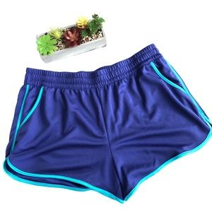 Mta Sport Running Shorts with Side Pockets, XL